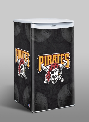 Pittsburgh Pirates Counter Top Refrigerator