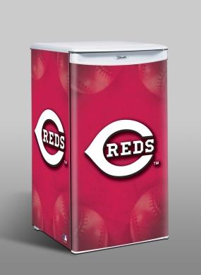 Cincinnati Reds Counter Top Refrigerator