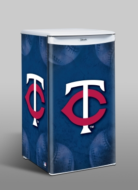 Minnesota Twins Counter Top Refrigerator