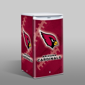 Arizona Cardinals Counter Top Refrigerator