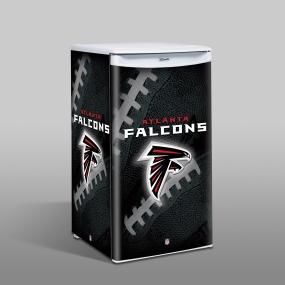 Atlanta Falcons Counter Top Refrigerator