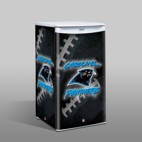 Carolina Panthers Counter Top Refrigerator