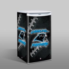Carolina Panthers Counter Top Refrigerator