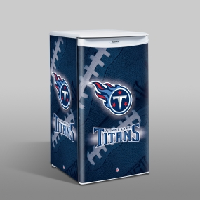 Tennessee Titans Counter Top Refrigerator