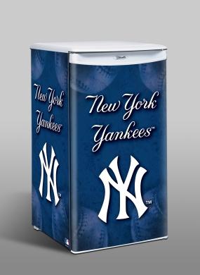 New York Yankees Counter Top Refrigerator