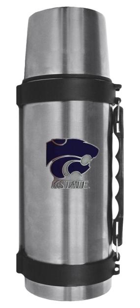 Kansas State Wildcats Thermos