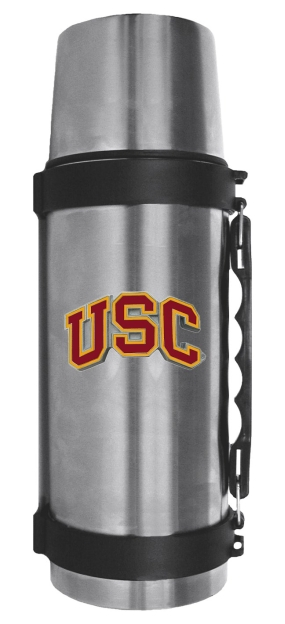 USC Trojans Thermos