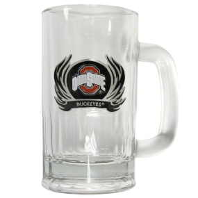 Ohio St. Flame 16 oz Tankard