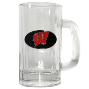 Wisconsin 16 oz Tankard