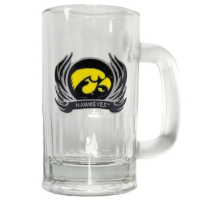 Iowa Flame 16 oz Tankard