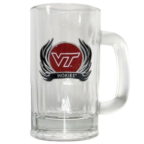 Virginia Tech Flame 16 oz Tankard