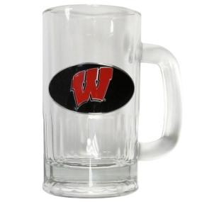 Wisconsin 12 oz Tankard