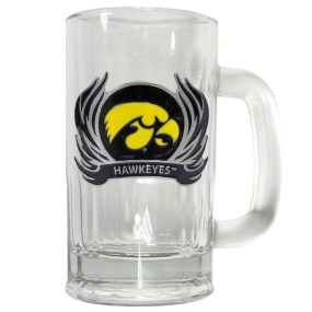 Iowa Flame 12 oz Tankard