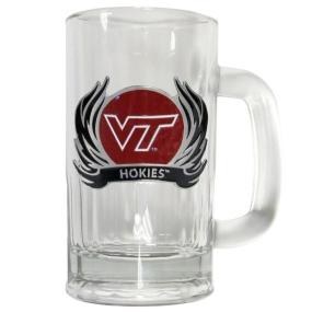 Virginia Tech Flame 12 oz Tankard