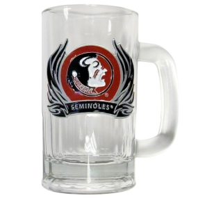 Florida St. Flame 12 oz Tankard