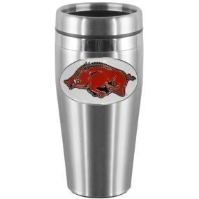 Arkansas Steel Travel Mug