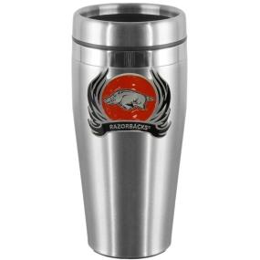 Arkansas Flame Steel Travel Mug