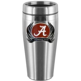 Alabama Flame Steel Travel Mug