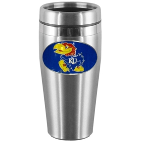 Kansas Steel Travel Mug