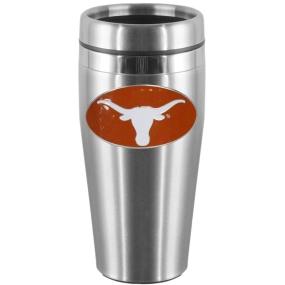 Texas Steel Travel Mug