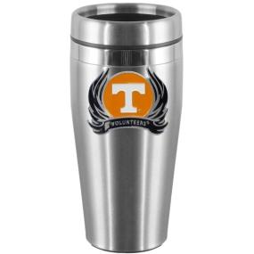 Tennessee Flame Steel Travel Mug
