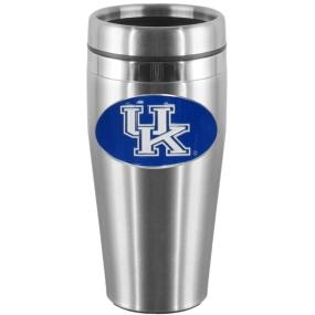 Kentucky Steel Travel Mug