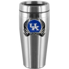 Kentucky Flame Steel Travel Mug