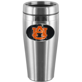 Auburn Steel Travel Mug