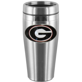 Georgia Steel Travel Mug