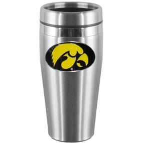 Iowa Steel Travel Mug
