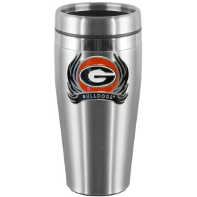 Georgia Flame Steel Travel Mug
