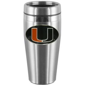 Miami Steel Travel Mug