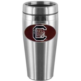 S. Carolina Steel Travel Mug