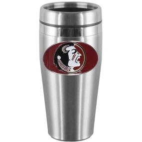 Florida St. Steel Travel Mug