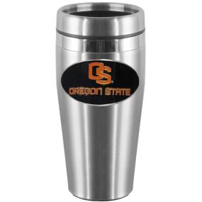 Oregon St. Steel Travel Mug