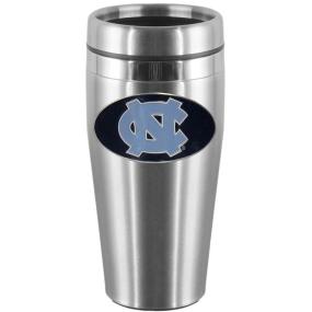 N. Carolina Steel Travel Mug