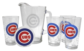 Chicago Cubs Pitcher Set