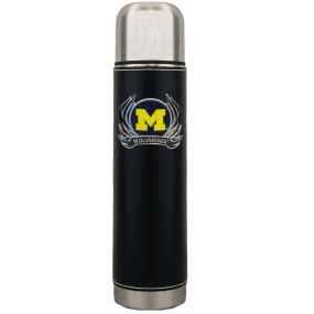 Michigan Flame Thermos