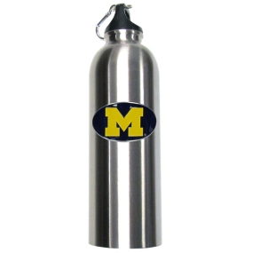 Michigan Steel Water Bottle