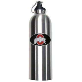 Ohio St.  Steel Water Bottle
