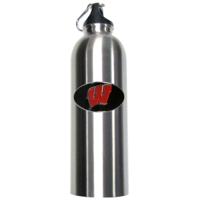 Wisconsin Steel Water Bottle