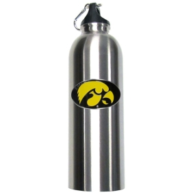 Iowa Steel Water Bottle