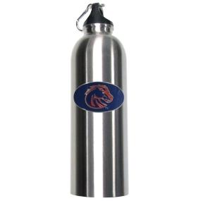Boise St. Broncos Steel Water Bottle