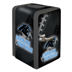 Carolina Panthers Portable Party Refrigerator