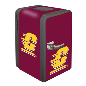 Central Michigan Chippewas Portable Party Refrigerator