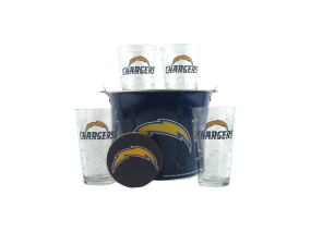 San Diego Chargers Gift Bucket Set