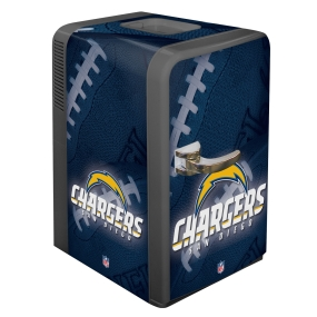 San Diego Chargers Portable Party Refrigerator