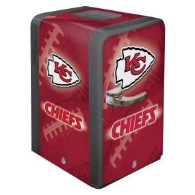 Kansas City Chiefs Portable Party Refrigerator