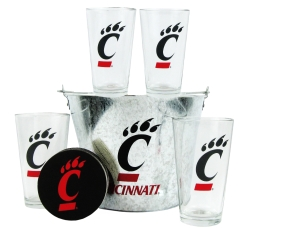 Cincinnati Bearcats Gift Bucket Set