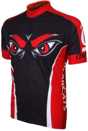 Cincinnati Bearcats Cycling Jersey